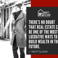 build real estate wealth